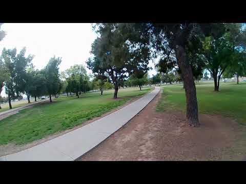 FullSpeed Tinyleader HD - FPV Cactus Park Between & Around Trees