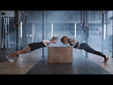 Promo Video Theme - Style 8 - Gym