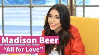 Madison Beer's Awkward Kiss!