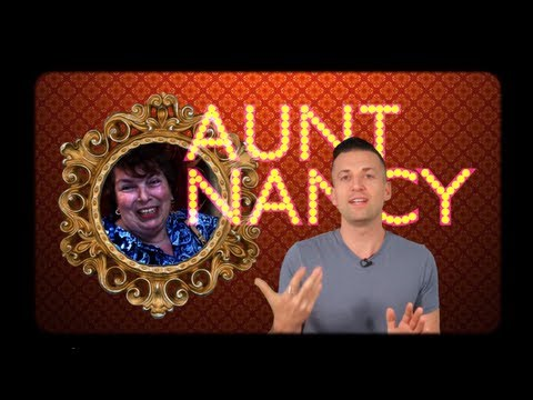 Lifestyles of the Rich & Famous (As told by Aunt Nancy)