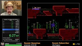 Batman: The Video Game NES speedrun in 10:40 by Arcus