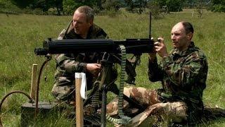 Военные машины: Пулемет