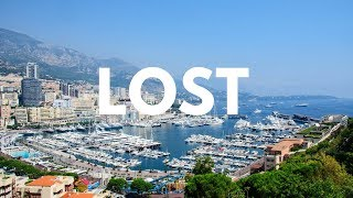 I Got Lost in France & Ended Up in Monaco!!!