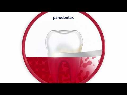 PARODONTAX dantų pasta FLUORID, 75 ml