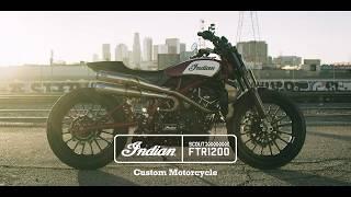 Video: Indian FTR1200