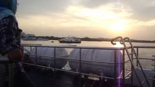 preview picture of video 'Batam Indonesian industrial zone for Singapore'