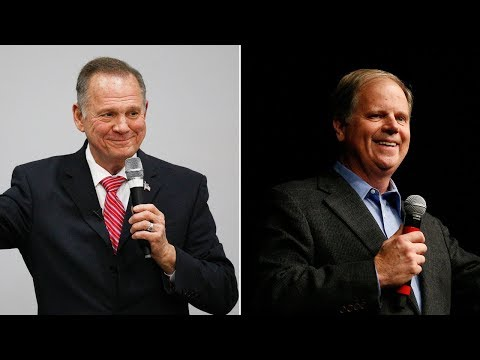 Democrat Doug Jones defeats Roy Moore in Alabama Senate race | ABC7