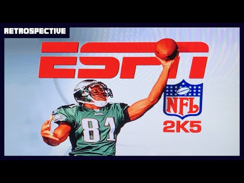 A retrospective on ESPN NFL 2K5, the last 2K NFL game