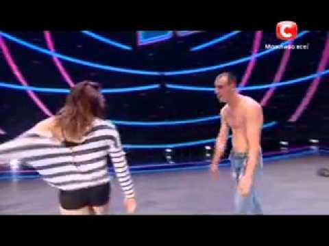 Настя Колисниченко Skin (Rihanna). Кастинг в Харькове Танцуют все 6
