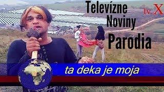 Televízne noviny (PORODÍ KOMÉDIA 2017)