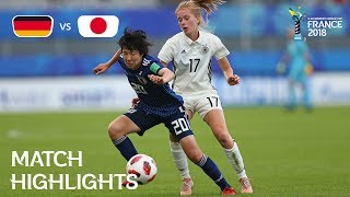 GermanyvJapan-FIFAU-20Women'sWorldCupFrance2018-Match28