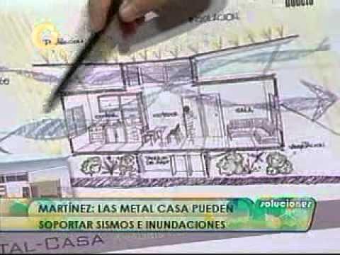 Metal-Casa en Soluciones por Globovision Parte 2