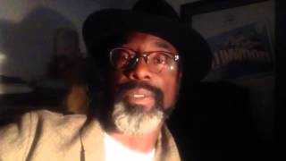 Isaiah Washington - Message pour The 100 Charity Project