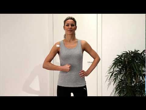 Knie-Übungen nach der Operation am Meniskus
