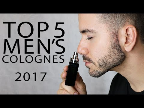 TOP 5 BEST COLOGNES SUMMER 2017 | TOP MEN'S FRAGRANCES | ALEX COSTA