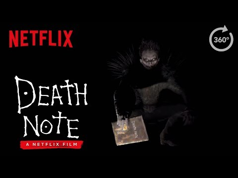 Death Note   The VR Experience [HD]   Netflix