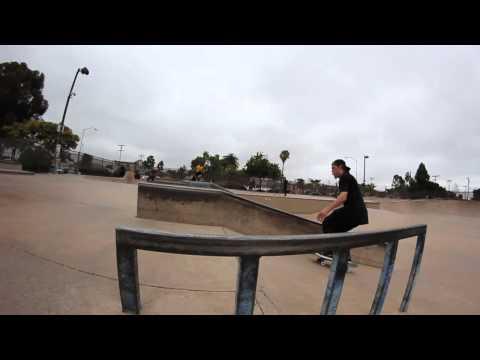 Memorial skate park montage 2015