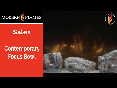 Home Fire Contemporary Focus Bowl