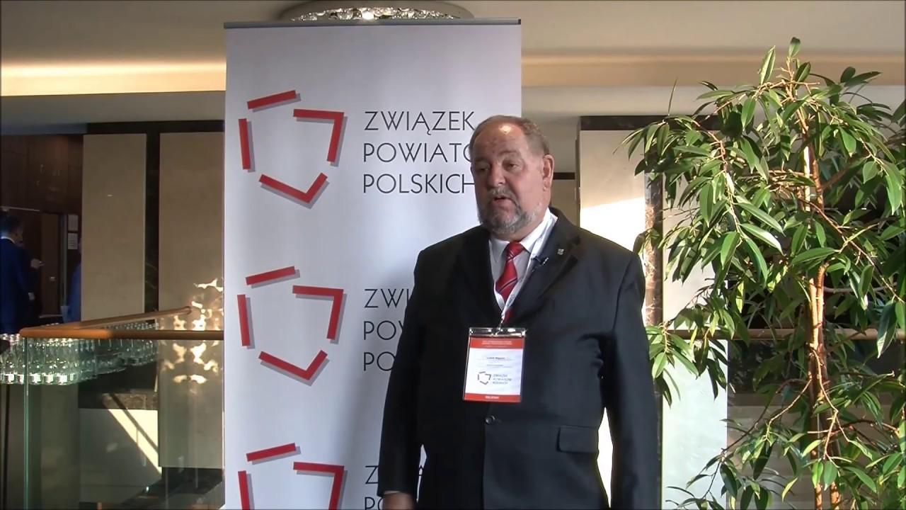 Ludwik Węgrzyn w pierwszym dniu XXIII Zgromadzenia Ogólnego ZPP