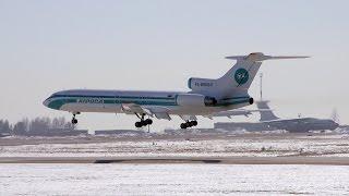 Аварийная посадка Ту-154, 05.01.2017