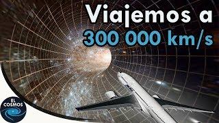 Viajemos por el Universo a la velocidad de la luz - El Cosmos