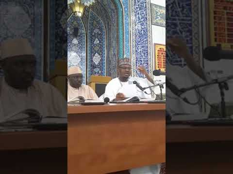 DAY 25 RAMADAN TAFSIR 2018 - SHEIKH ISA ALI PANTAMI (VIDEO)