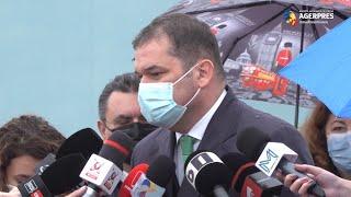 Cseke Attila: În această seară vor fi transferaţi primii pacienţi la Spitalul modular de la Pipera