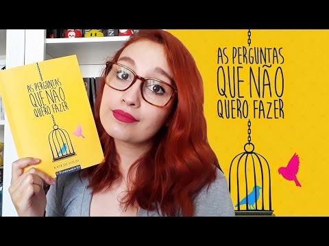 As Perguntas Que Não Quero Fazer (Kate de Goldi) | Resenhando Sonhos