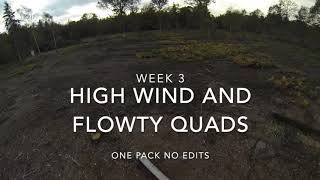 3 weeks of FPV