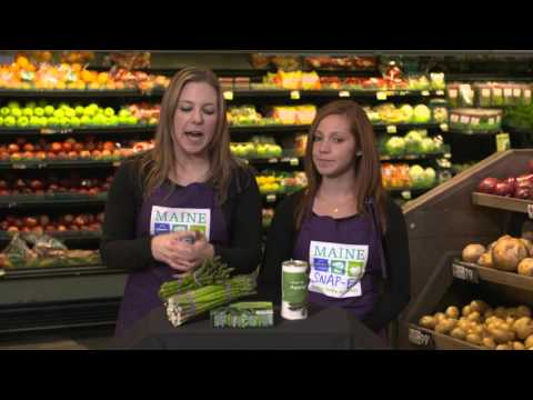 Youtube Screenshot for Tips for buying Asparagus Video