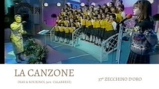 """Marina Pacheco: 37ª Zecchino D'Oro -  """"La Canzone"""""""