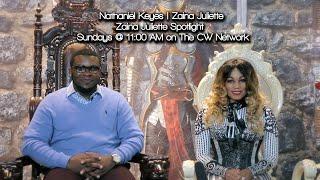 Zaina Juliette TV Show   with Radio Personality Marlon DJ Thump Rice   Part 1