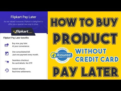 Flipkart Buy Now Pay Later | How To | TELUGU Mp3