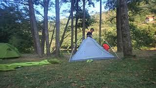Vaude Campo 3 P tent