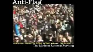 Modern Rome is Burning by Anti Flag