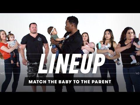 Match Baby to Parent   Lineup   Cut