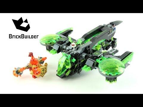 Vidéo LEGO Nexo Knights 72003 : Le bombardier Berserker