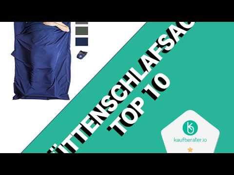 ++ Hüttenschlafsack Test, Vergleich & Ratgeber ► Welche Modelle sind die Besten? | Kaufberater.io TV