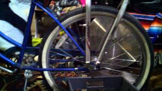 DIY Bike Rack    Milk Crate Bicycle Basket    Dumpster Diving Courier Sexy Welds