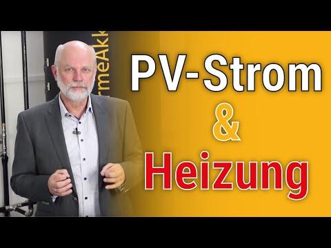 Photovoltaik in der Heizung effizienter, besser und schneller nutzen als mit Heizstab im Speicher