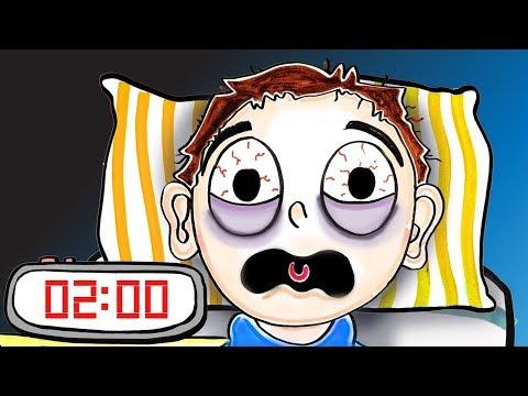 Как уснуть за 2 минуты?