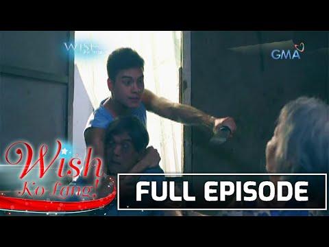 [GMA]  Wish Ko Lang: Lalaking nalulong sa masamang bisyo, hinabol ng itak ang sariling ama | Full Episode