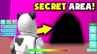 Download I Found SECRET Area in BUBBLE GUM SIMULATOR! (Roblox New