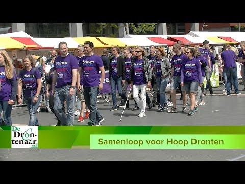 VIDEO | Honderden mensen op Meerpaalplein in de weer voor kankerbestrijding