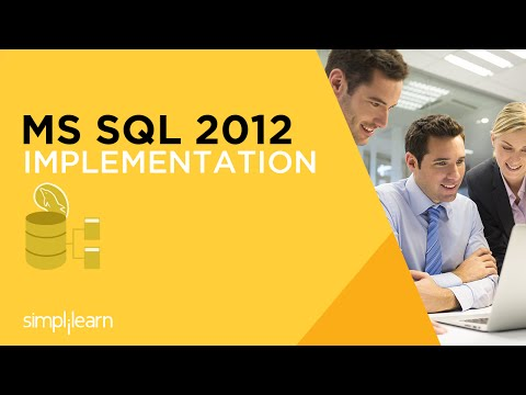 Implementing Data Warehouse MS SQL 2012 Certification Training ...
