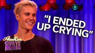 Justin Bieber Talks About Working Out | Full Interview | Alan Carr: Chatty Man