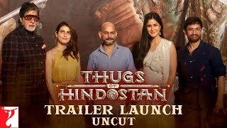 Uncut   Trailer Launch   Thugs Of Hindostan   Amitabh Bachchan   Aamir Khan   Katrina Kaif   Fatima