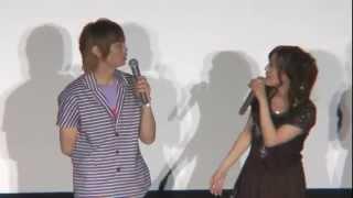 浅沼晋太郎と日笠陽子w浅沼「何笑ってんだよ!」日笠「浅兄のへん〇ーいwww」