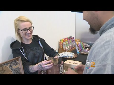 LA Gears Up For Legal Pot