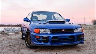 Wide Body Subaru Brighton Finally Gets Paint!! - Самые лучшие видео